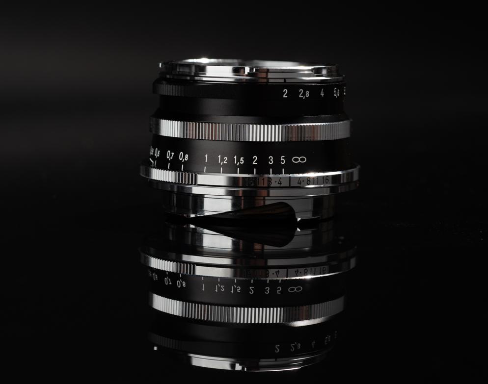 フォクトレンダーUltron 35mm F2