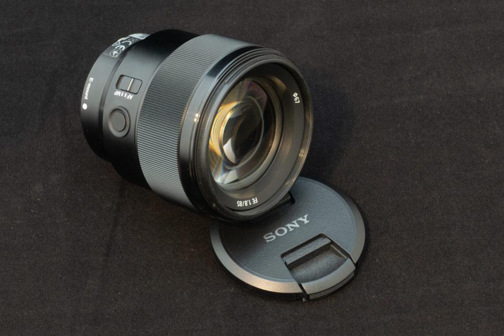 ソニーFE85mm F1.8
