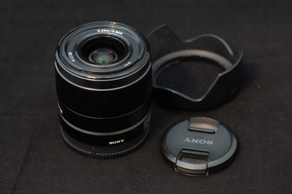 ソニーFE28mm F2.0