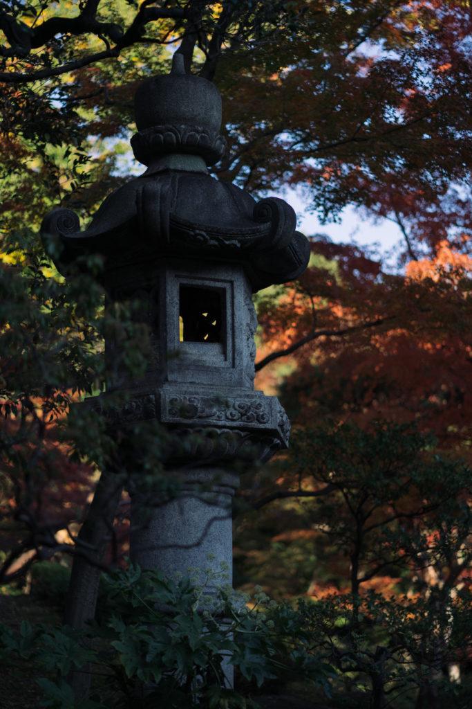 旧古河庭園 灯籠